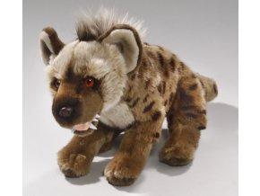 Plyšová hyena 30 cm - plyšové hračky