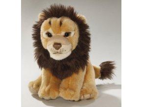 Plyšový lev 20 cm - plyšové hračky