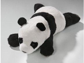 Plyšová panda ležící 22 cm - plyšové hračky