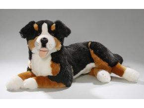 Plyšový bernský salašnický pes 42 cm - plyšové hračky