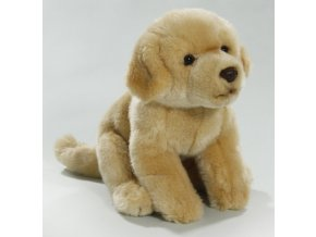 Plyšový labrador 27 cm - plyšové hračky