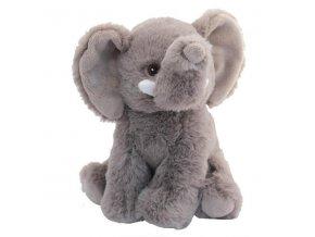 Plyšový slon 20 cm - plyšové hračky