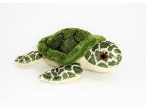 Plyšová želva 13 cm - plyšové hračky