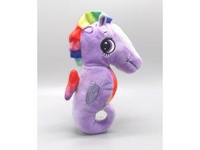 Plyšový mořský koník 26 cm - plyšové hračky