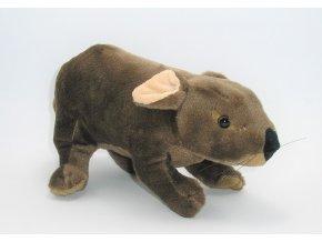 Plyšový vombat 27 cm - plyšové hračky