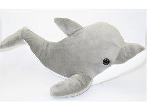 Plyšový delfín 46 cm - plyšové hračky