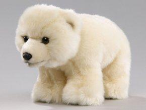 Plyšový lední medvěd 25 cm - plyšové hračky
