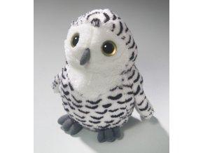 Plyšová sova 13 cm - plyšové hračky