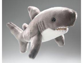Plyšový žralok 35 cm - plyšové hračky
