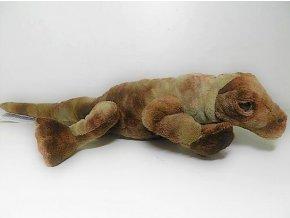 Plyšový varan komodský 40 cm - plyšové hračky