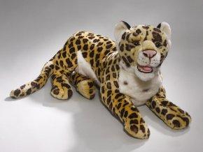 Plyšový jaguár 64 cm - plyšové hračky