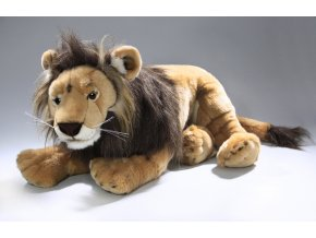 Plyšový lev 70 cm - plyšové hračky