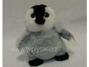 Plyšový tučňák mládě 18cm - plyšové hračky