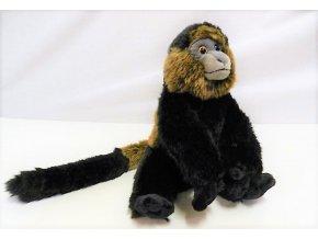 Plyšová opice 20cm - plyšové hračky