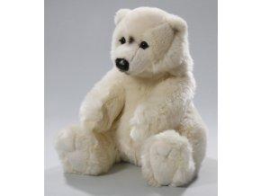 Plyšový lední medvěd 30 cm - plyšové hračky