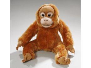 Plyšový orangutan 35 cm - plyšové hračky