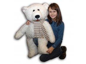 Plyšový lední medvěd 85cm - plyšové hračky