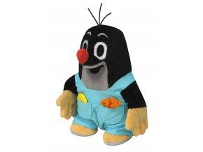 Plyšový Krteček 20cm, v kalhotkách - plyšové hračky