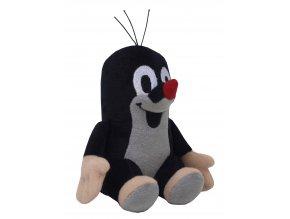 Plyšový Krteček 12cm, sedící - plyšové hračky