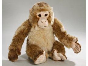 Plyšová opice makak 36 cm - plyšové hračky