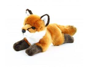 Plyšová liška 23 cm - plyšové hračky