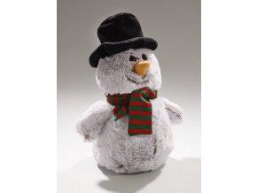 Plyšový sněhulák 25 cm - plyšové hračky