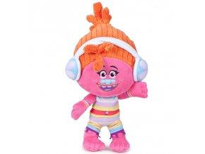 Plyšový Troll DJ Suki 30 cm - plyšové hračky