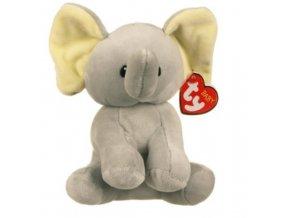 Baby Ty BUBBLES 15 cm - slon