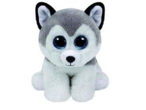 Beanie Babies BUFF 15 cm - husky