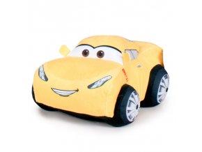 Plyšové auto Cruz Ramirez 25 cm - plyšové hračky