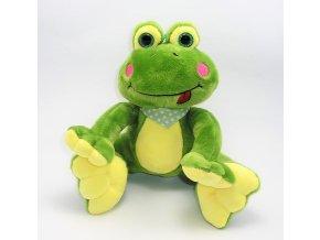 Plyšová žába 30 cm - plyšové hračky