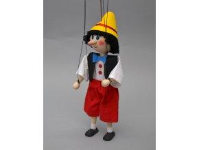Loutka Pinocchio 30 cm - loutky