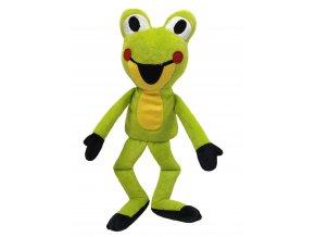 Plyšová Žabka 21cm, maňásek - plyšové hračky