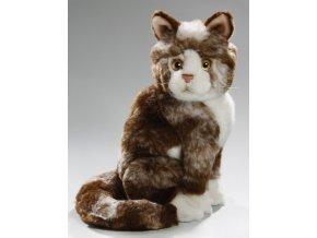 Plyšová kočka 23 cm - plyšové hračky