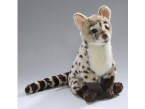 Plyšová kočka divoká 30 cm - plyšové hračky