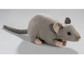 Plyšová krysa 18 cm - plyšové hračky
