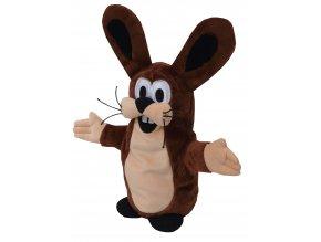 Plyšový Zajíc 37cm, maňásek - plyšové hračky