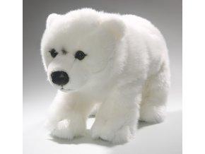 Plyšový lední medvěd 40 cm - plyšové hračky