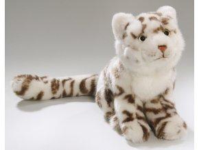 Plyšový leopard sněžný 26 cm - plyšové hračky