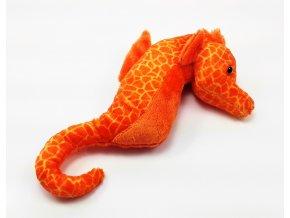 Plyšový mořský koník 22 cm - plyšové hračky
