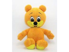 Plyšový medvěd Pusík 28cm - plyšové hračky