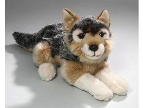 Plyšový vlk 32 cm - plyšové hračky
