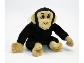 Plyšová opice šimpanz 14cm - plyšové hračky