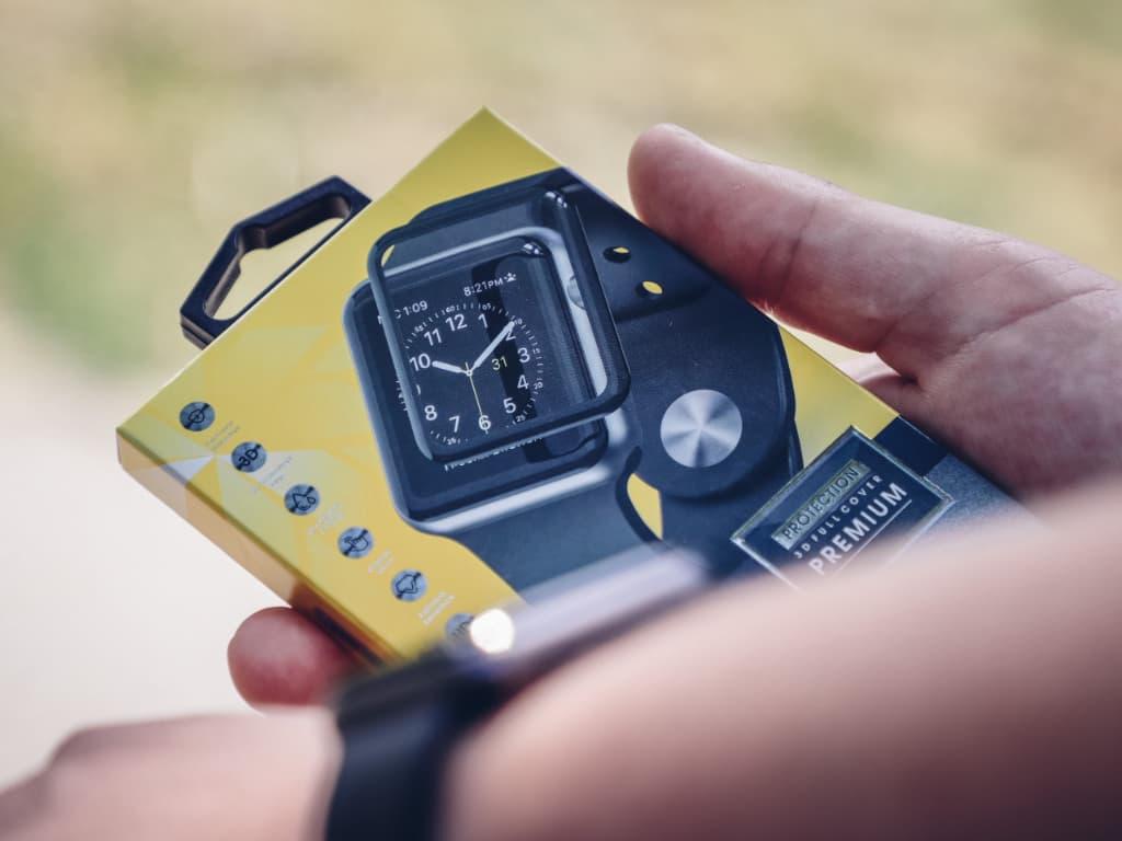 Jak nejlépe ochránit displej Apple Watch?