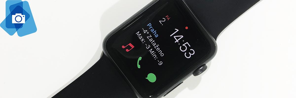 Měsíc s chytrými hodinkami Apple Watch, našel jsem pro ně využití?