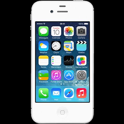 Tvrzené sklo pro iPhone 4, iPhone 4s