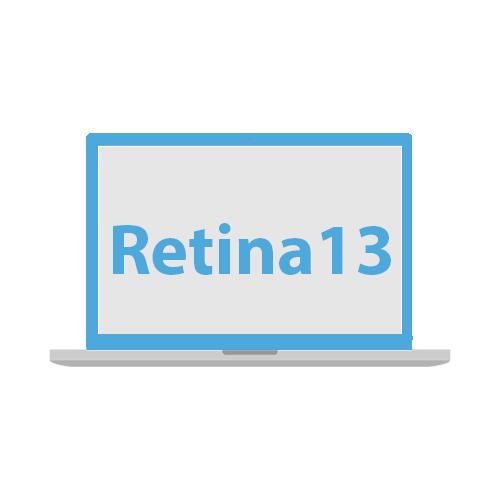 Kvalitní ochranné kryt na Apple Macbook Pro Retina 13''