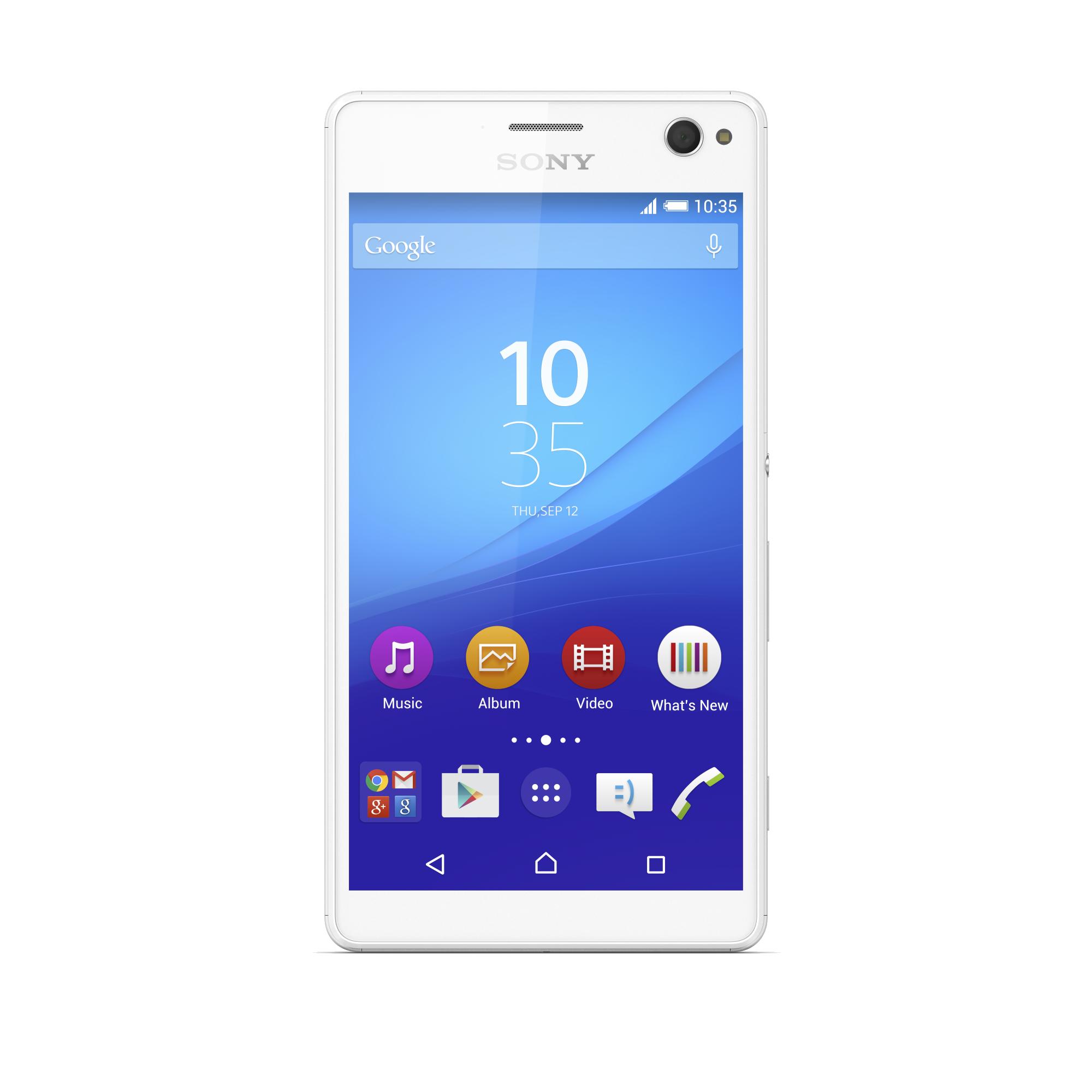 Tvrzené sklo pro Sony Xperia C