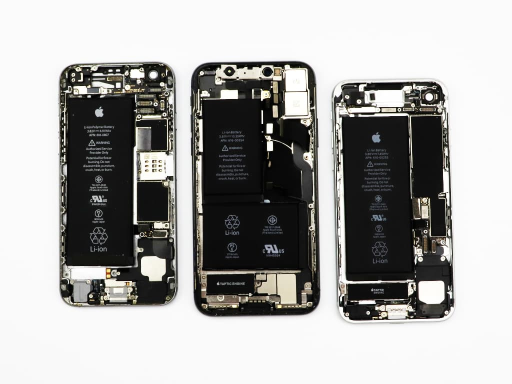 Baterie iPhone-2