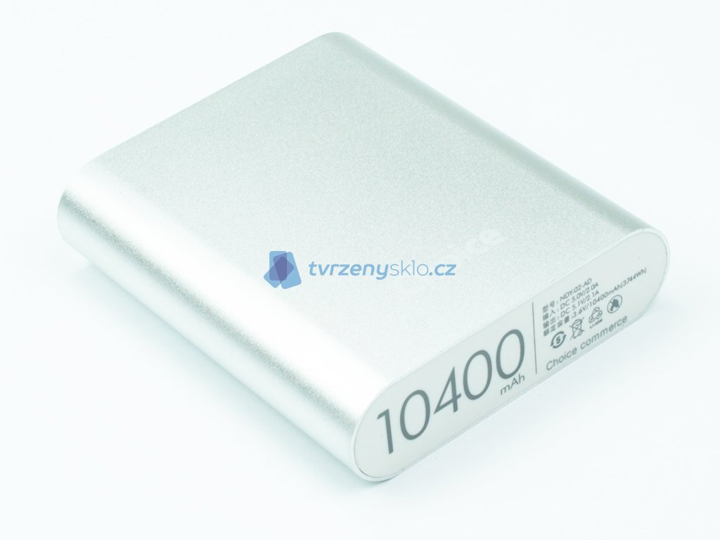 Powerbanka Choice 10400 mAh